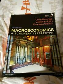 Macroeconomics A European Perspective 2nd ed