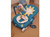 Chicco Balloon Baby Bouncer - Turqoise