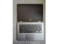 13.3 Dell Inspiron 13 5378 2-in-1 Convertible Full HD Touchscreen Core i3 6-th GEN 128GB SSD