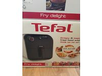 Tefal fry delight as new