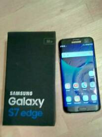Samsung Galaxy S7 edge and note 4