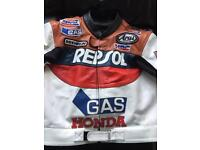 Repsol Motorcycle Leathers