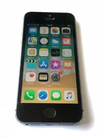 Apple iPhone 5s Mobile Phone, 16GB, Rose Gold, 02 Network