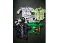 12-24 months boy clothes bundle