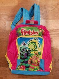 New Fimbles Rucksack