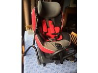 Be Safe Izi Combi Isofix x 3 - Extended Rear facing car seat