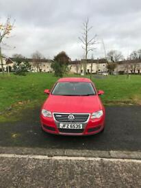 2008 Volkswagen Passat 1.9 tdi bluemotion 105 bhp full years mot