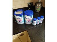 Aptamil hungry baby milks