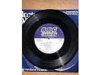 "Doctor Who 7"" Vinyl on BBC Records"