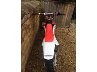 Honda crf125f bought from new