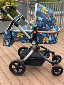 Cosatto Ooba Foxtail travel system 2in1