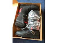 Alpine stars toucan motorcycle boot brand new in box size 10. Euro 44.5