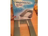 WeightWatchers scale