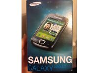 Samsung Galaxy i5800 - boxed with SD card and extras