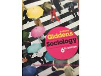 Anthony Giddens Sociology 6th Edition