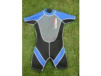 Various Wetsuit s adult and children sizes