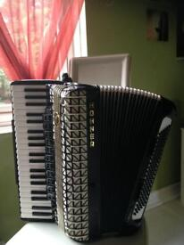 Accordion Hohner Atlantic DeLuxe
