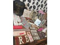 Shabby chic joblot no offers great lot
