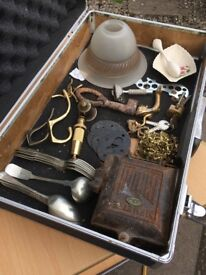 box with collectables