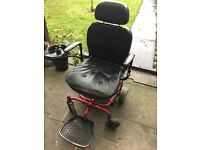 ELECTRIC VIENNA POWER WHEELCHAIR