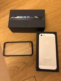 iPhone - 5 unlocked - new condition