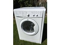 Indesit washer and dryer