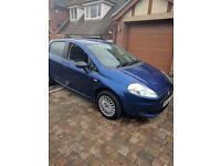 FIAT GRAND PUNTO 2006 06 PLATE 5 DOOR EXCELLENT CONDITION THIS IS NOT A CORSA FIESTA POLO