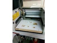 Roland camm-2 engraving cnc cut out machine bishop auckland area