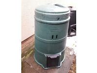Large Green Compost Converter 330l