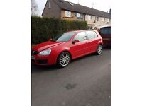 VW GOLF GTTDI 2006