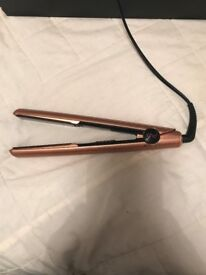 ghd copper luxe hair straighteners perfect condition