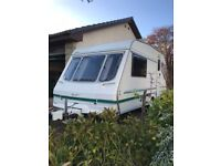 Swift Classic Duette 1998 excellent condition inside and out with full length awning
