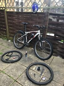 GT Aggressor Mountain Bike with Extras