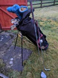 Howson Golf Clubs Full Set