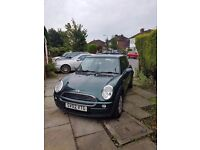 Mini One Racing Green 02 reg