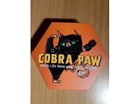 Board Game. Cobra Paw. NEW