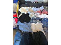 Boys 1-2 Years Next Clothing Job lot