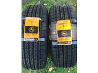 Continental Contact 4X4 225 65 17 Tyres New M+S Allseasons