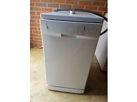 Currys Essentials slim dishwasher. A+ energy. Good condition. Gloucester.