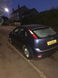 05 Plate Ford Focus £850/Swap