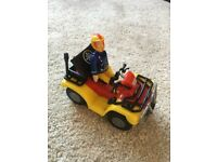 Fireman Sam toys - fantastic condition!