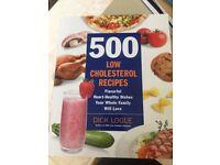 Lowering Cholesterol Recipe Books