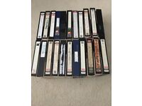 Betamax tapes with 80s recordings