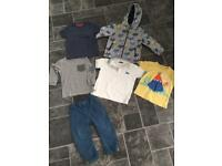 Boys Next clothes bundle - Age 2-3