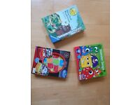 Bundle Of Kids Toddlers Games Gruffalo Monster Bingo Cars 3
