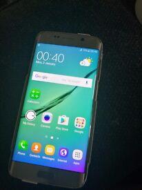 Unlocked Samsung galaxy s6 edge