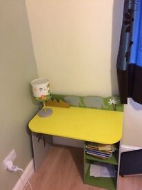 Lovely desk for a child