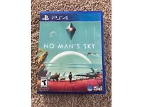 No Man's Sky PS4 PlayStation 4