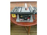 Clarke 10inch table saw
