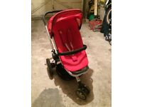 Quinny buzz pram and stroller
